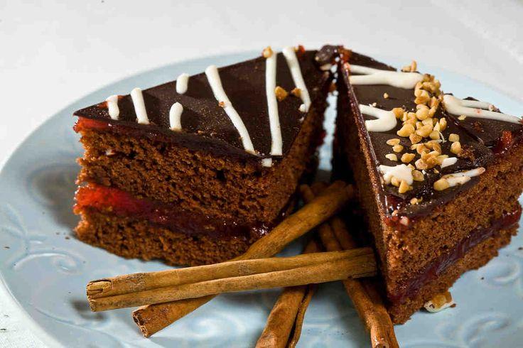 Piernik staropolski #omnomnom #dinner #mniam #smacznastrona #cake #sweet
