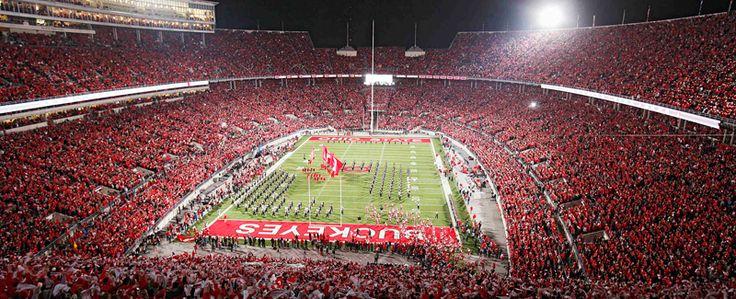 Ohio Stadium - the 'shoe!
