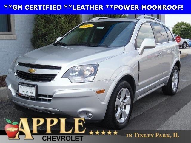 2015 Chevrolet Captiva Sport LT - SOLD - http://www.applechevy.com