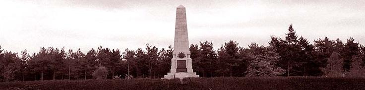 Zonnebeke, Fifth Australian Division Memorial - Battle of Polygon Wood