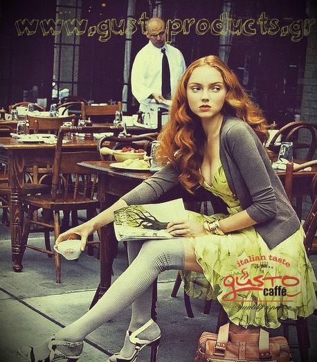#gusto #model #beautiful #espresso #for #the #beautiful #people