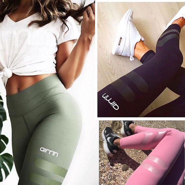 2017 Spring Sporting Leggings Women's Fitness Quick Dry Skinny Pants High Waist Leggings Workout Leggins Fitness for Women  CK29 <3 Ini pin AliExpress affiliate.  Informasi lengkap dapat ditemukan dengan mengklik tombol KUNJUNGI