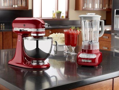 Small Kitchen Aide Mixers