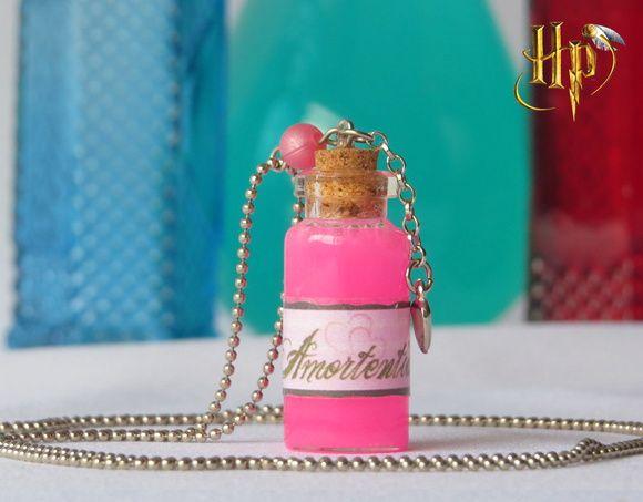 Amortentia - Harry Potter