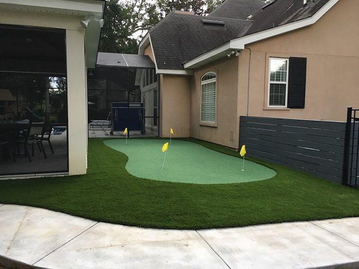 Backyard Putting Greens Do It Yourself - BACKYARD HOME
