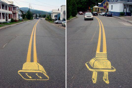 street art (graffiti). pasa no te arrepentiras. - Taringa!