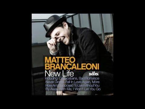 Matteo Brancaleoni - New Life (Full Album Nu Jazz Vocal Crooner Lounge)