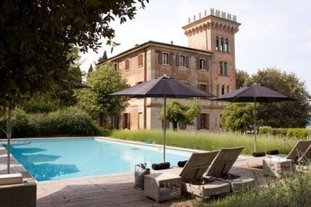 I Fiamminghi, logeren bij Vlamingen in Toscane ...