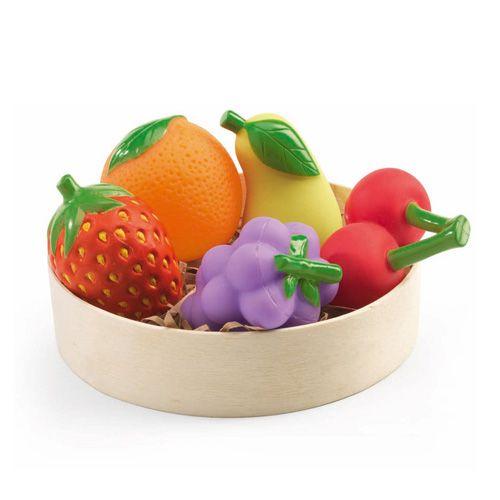 Djeco Σετ 5 φρούτων