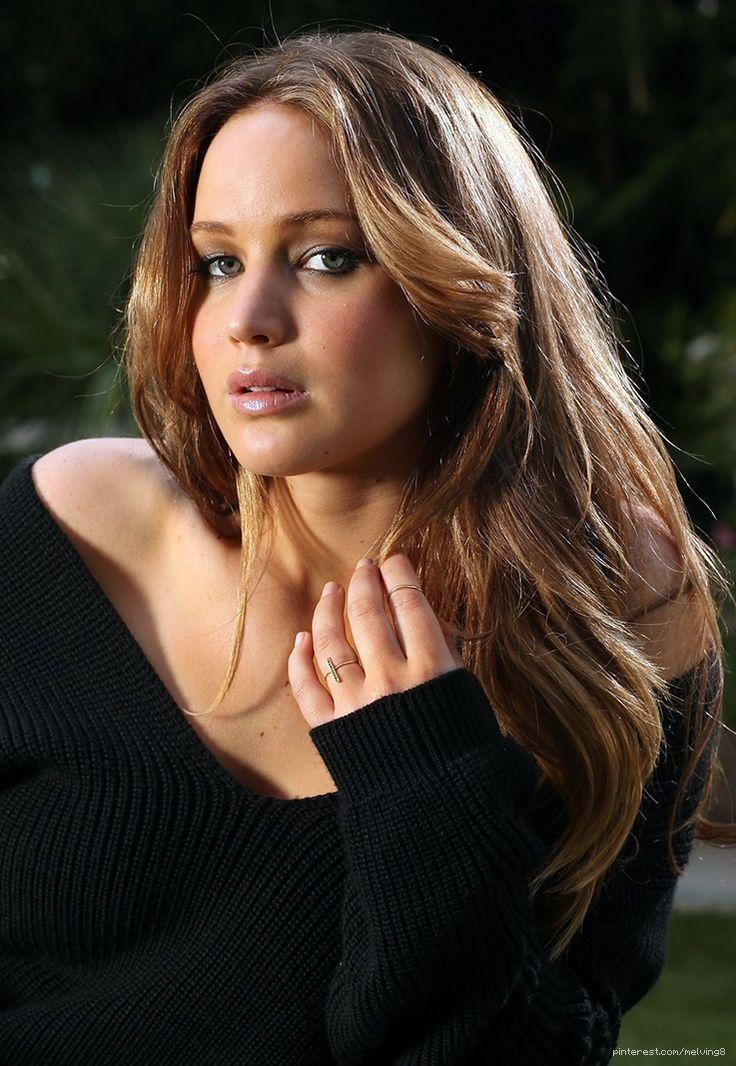 Jennifer Lawrence by Kirk McKoy