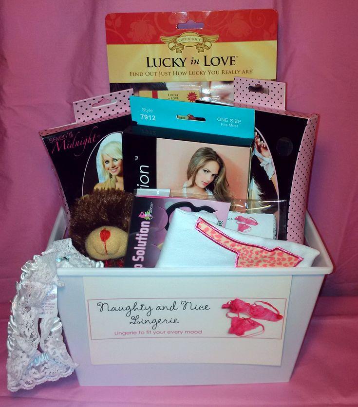 Lingerie Gift Baskets 18