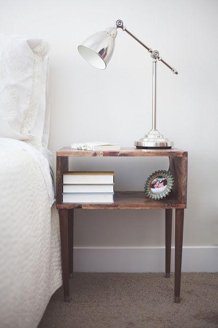CB and J: diy nightstands