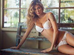 #belen #rodriguez #lingerie #biancheria #intima #intimo #jadea #primavera #estate #2013