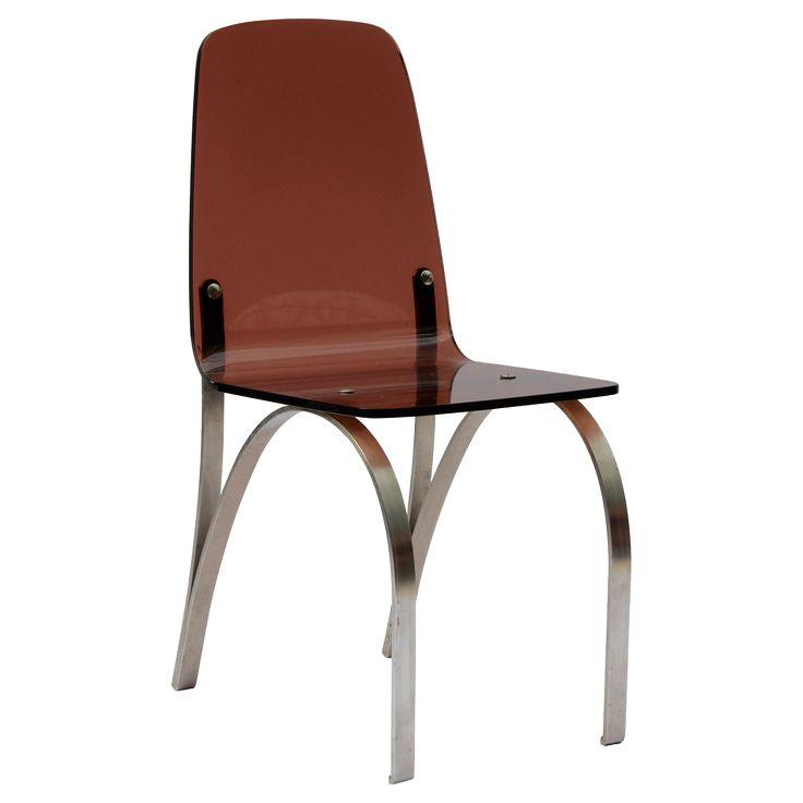 les 25 meilleures id es de la cat gorie chaise plexi sur pinterest mobilier acrylique chaise. Black Bedroom Furniture Sets. Home Design Ideas