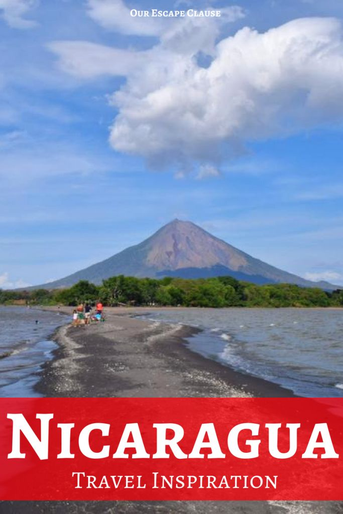 Get inspired: travel to Nicaragua is easy to pack with adventurous excursions and beautiful views.