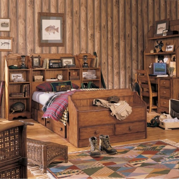Rustic Boy Bedroom Decor: 1000+ Images About Rustic Bedroom Idea's On Pinterest