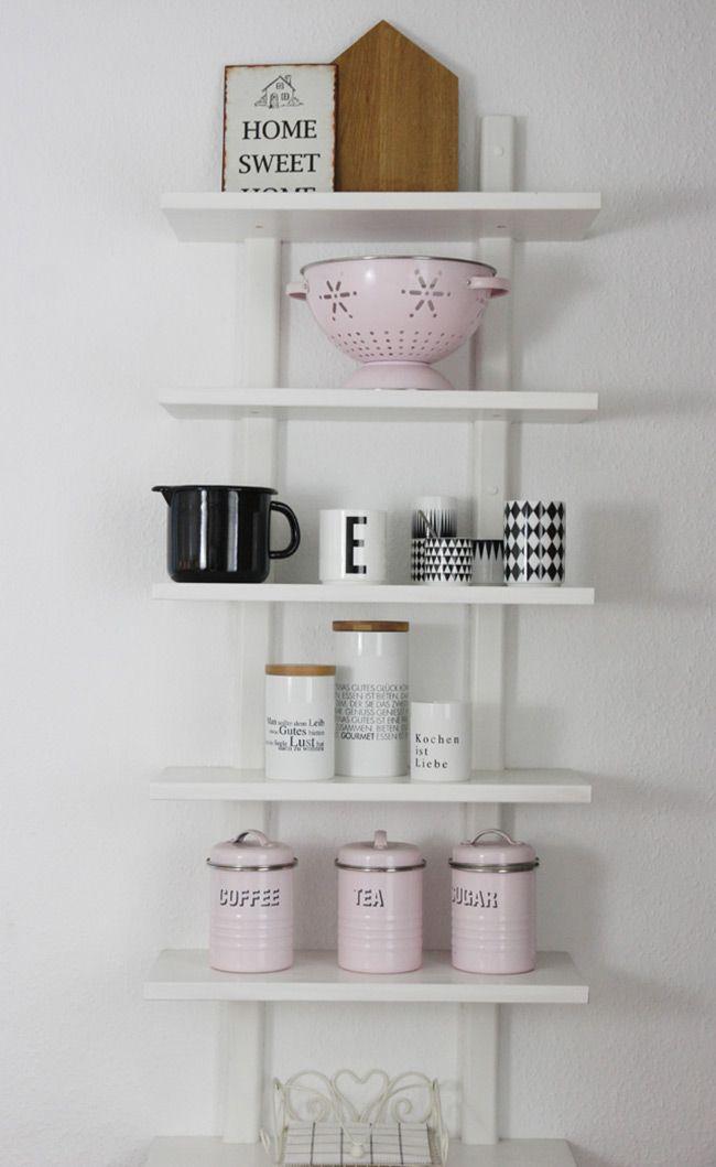 Ikea Värde Hängeschrank Gasdruckfeder ~ Ikea Värde kitchen shelf  Schöner Wohnen  Pinterest  Regale