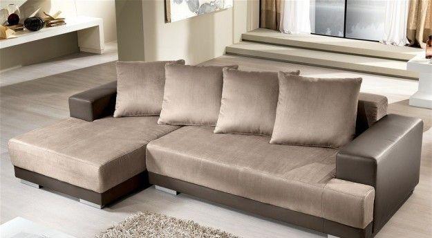 Divano come divisorio - Potete disporre il divano in salotto utilizzandolo come divisorio della stanza