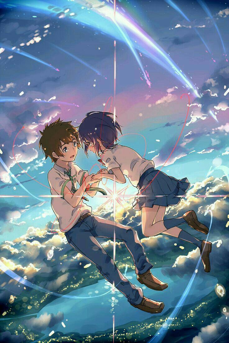 Pin By Akihabara ര ര On Your Name Anime Kimi No Na Wa Anime Music