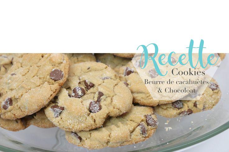 Cookie beurre de cacahuète
