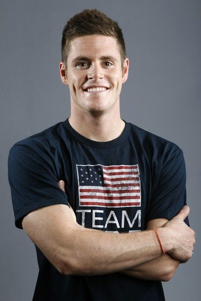 David Boudia - Mandy this is the really cute swimmer I told you about a LONG time ago!