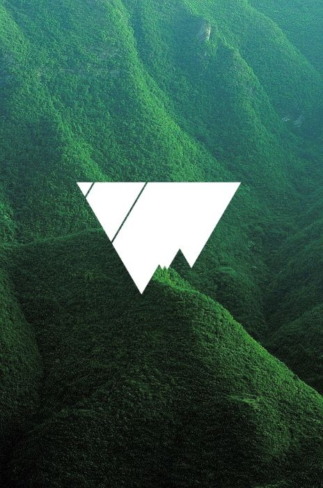 the mountains logo design #logos