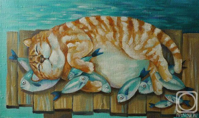 Панина Кира. Морской охотник