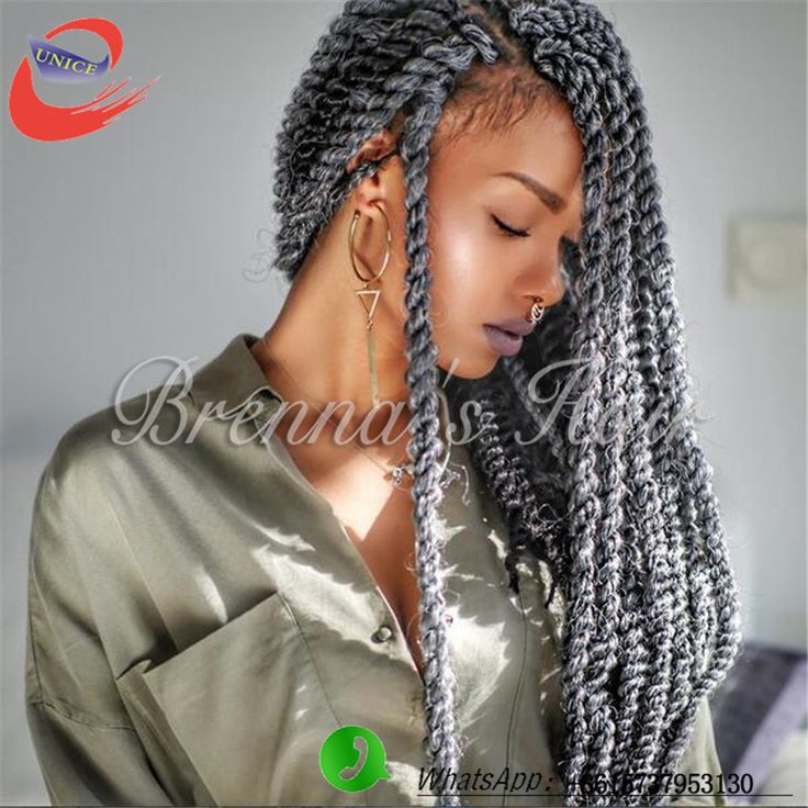 Crochet Tresses Coiffures Havana Mambo Twist Braid