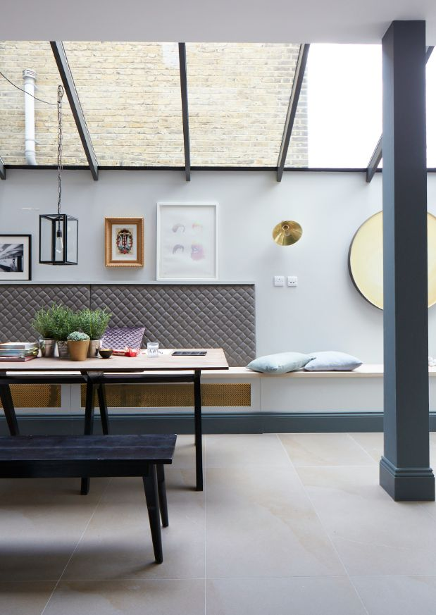 Victorian townhouse in London, as featured in the May issue of Livingetc, via Life.Style.etc