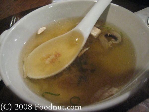 Benihana Japanese Onion Soup