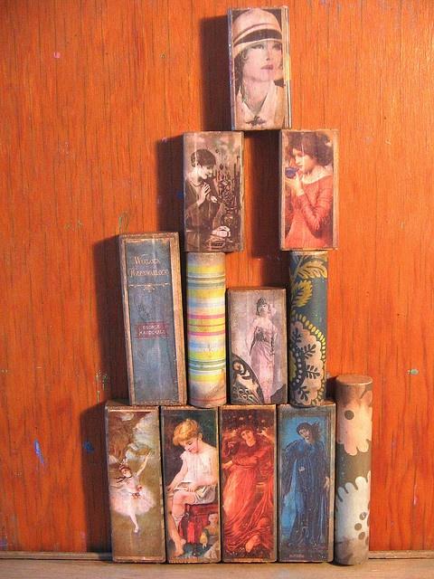 altered art blocks | Flickr - Photo Sharing!