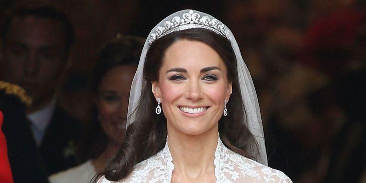 Kate Middleton's Rare Tiara Moments in Review - HarpersBAZAAR.com
