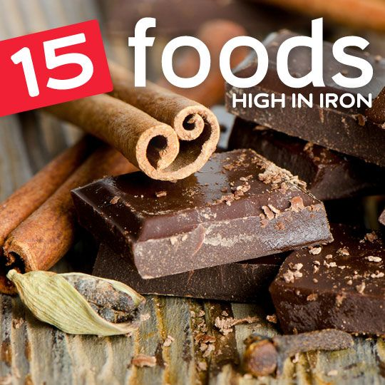 Iron is essential to overall health and wellness. It helps to carry oxygen throughout the body, makes your muscles and brain work at their full capacity, and prevents the onset of anemia. Here are the most iron rich foods you should include in your healthy, balanced diet…