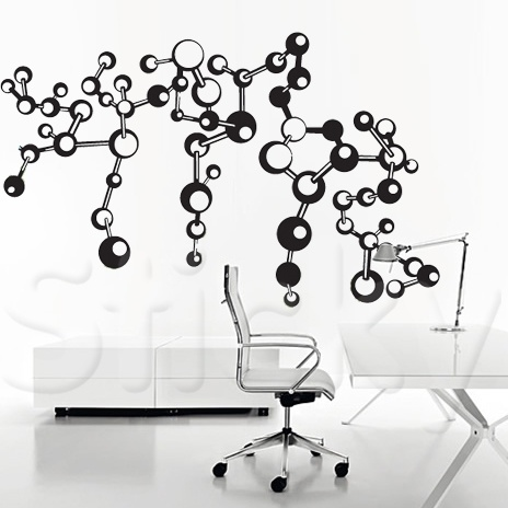 Wall Sticker DNA by Sticky!!!