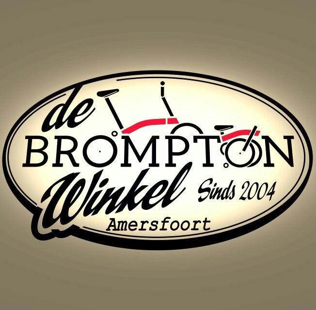 Brompton only shop in Amersfoort, the Netherlands Www.DeBromptonWinkel.nl