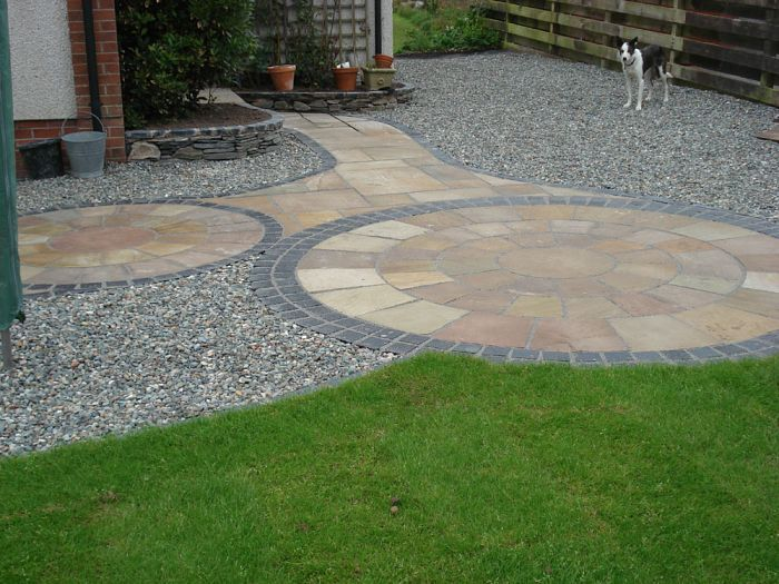 Decorative Drive Way : Ideas about mm gravel on pinterest