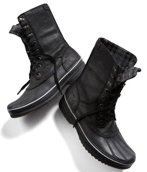 1000  ideas about Sorel Boots Men on Pinterest | Mens winter boots ...