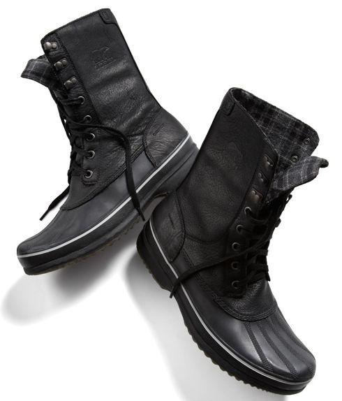 1000  ideas about Sorel Boots Men on Pinterest   Mens winter boots ...