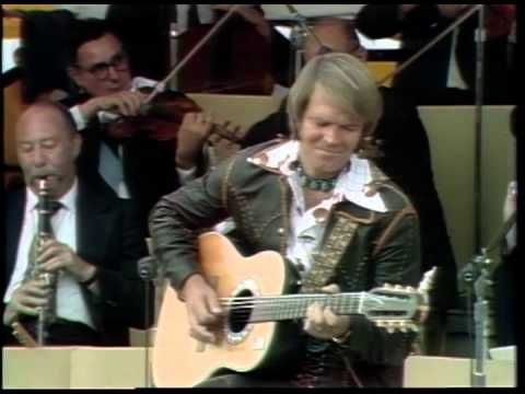 """▶ Glen Campbell Plays """"The William Tell Overture"""" (acoustic) - YouTube"""