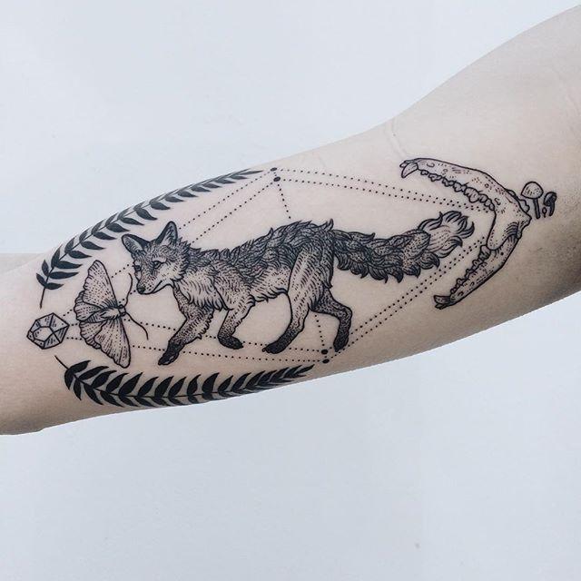 ... Bicep Tattoo on Pi...