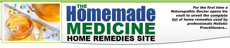 http://www.homemademedicine.com  this site has home remedies for everything!