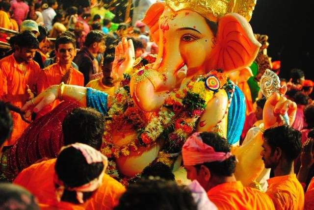 Wondering what's the date of Ganesh Chaturthi this year? Find out when is Ganesh Chaturthi in 2016, 2017, and 2018 here.
