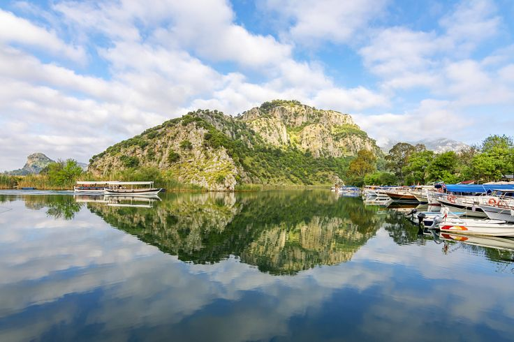 Good morning from #Dalyan - amazing town that you can easily visit on guided tour from #Fethiye #Oludeniz #Hisaronu