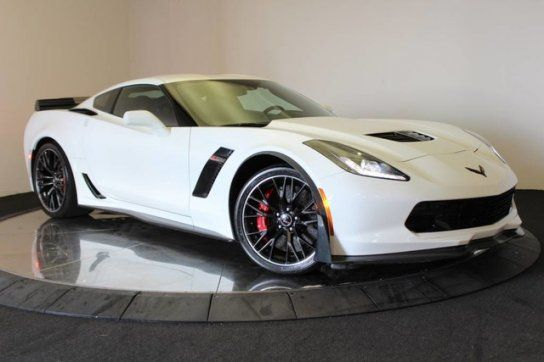 Coupe, 2016 Chevrolet Corvette Z06 Coupe with 2 Door in Anaheim, CA (92807)