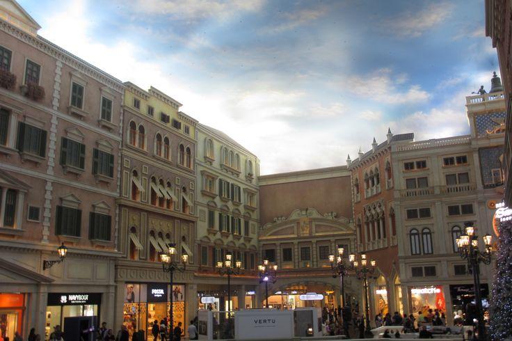 The Venetian Hotel.. Macau.. Dec 2015