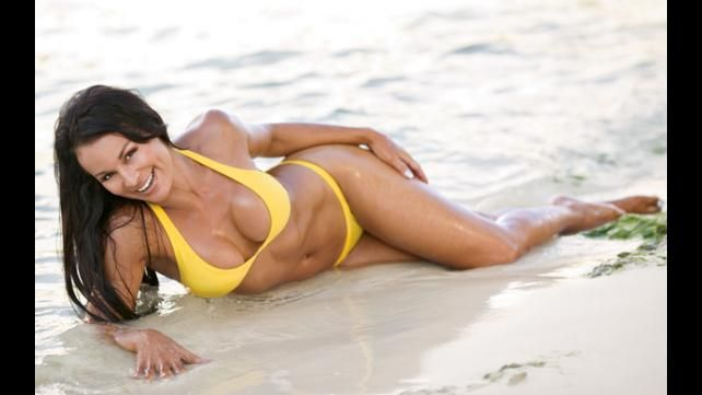 Maryse Ouellet Measurements: 78+ Images About WWE Beach Ready On Pinterest