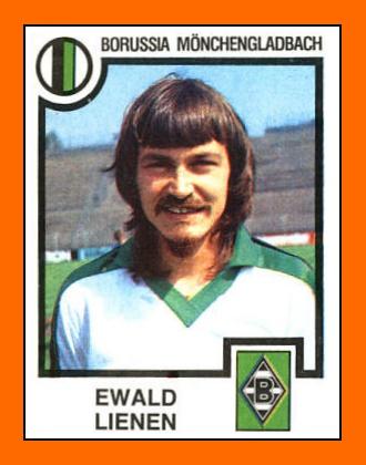Ewald Lienen - Borussia Mönchengladbach