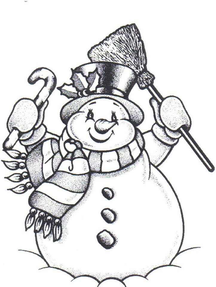584 best Snowmen images on Pinterest Snow Adult coloring and