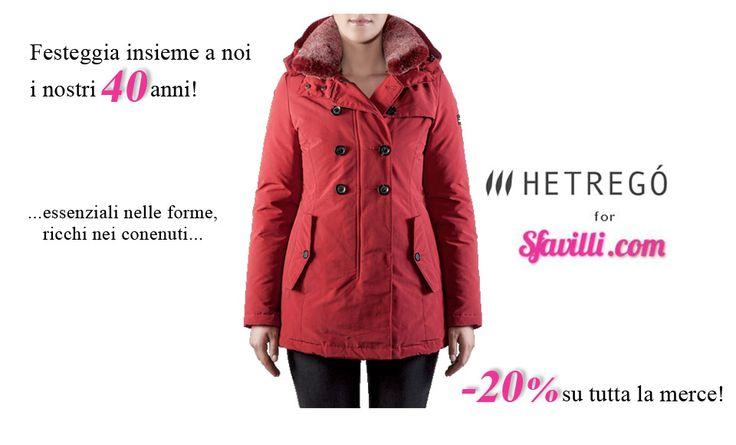Hetregò...caldo ed adatto per un rigido inverno!  http://www.sfavilli.com/it/piumini/267-WAYA.html