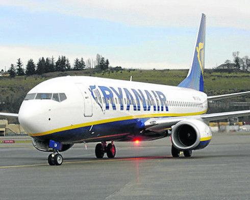 Ryanair flight to Spain declares in-air emergency